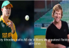 Jonty Rhodes calls AB de Villiers as greatest fielder of all-time