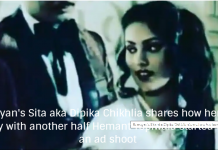 Ramayan's Sita aka Dipika Chikhlia shares how her love story with another half Hemant Topiwala started with an ad shoot