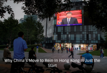 Why China's Move to Rein In Hong Kong Is Just the Start