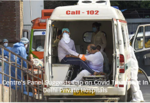 Centre's Panel Suggests Cap on Covid Treatment In Delhi Private Hospitals