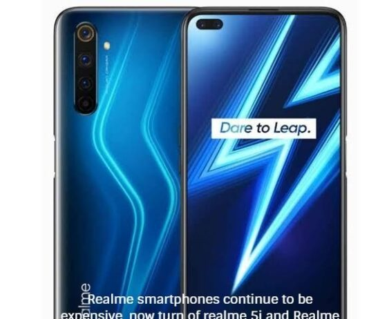 Realme smartphones continue to be expensive, now turn of realme 5i and Realme 6