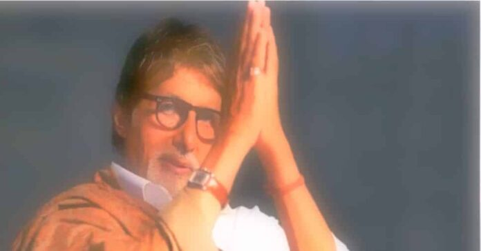 Amitabh Bachchan shares from hospital posts for health workers