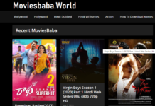 Moviesbaba- Full hd bollywood movies download 1080p on illegal sites 2020
