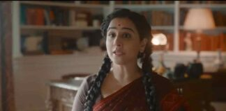 New song 'Rani Hindustani' released in 'Shakuntala Devi', people give such reaction