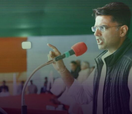 Sachin Pilot in touch with senior BJP leaders claims support of 19 MLAs - Source
