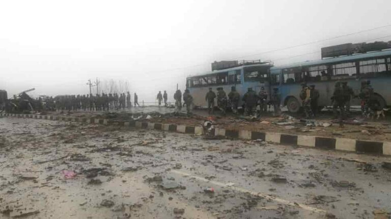 Pulwama attack: NIA prepares 5000-page charge sheet exposes Pakistan again