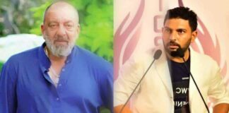 Yuvraj Singh post message for Sanjay dutt