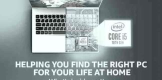 Best 5 laptops with 10th generation Intel processors for work from home