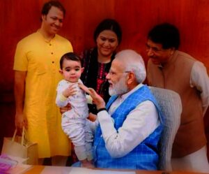 Happy Birth Day PM Modi: World likes PM Modi's cool image