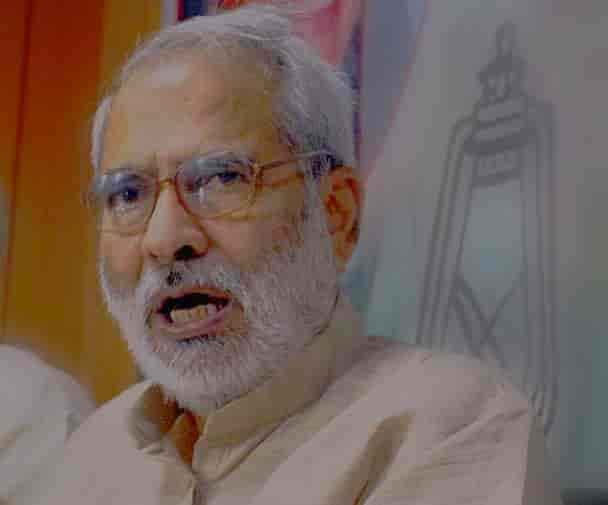 PM Modi says his mind was in a struggle on the passing away of Raghuvansh Prasad in 'Manrega'
