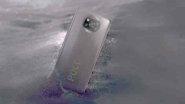 POCO X3 with 6000mAh battery and 64MP quad-camera launched in India, know price and specifications