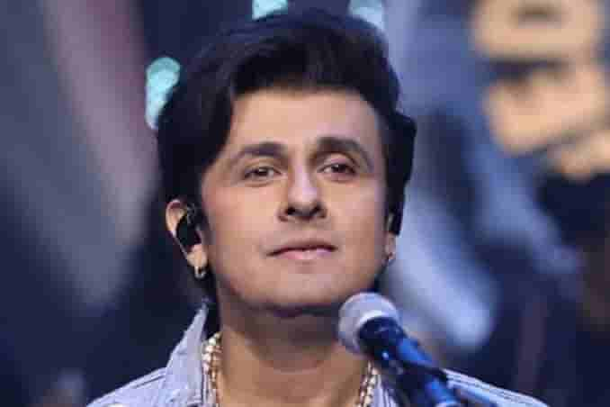 Sonu Nigam reprimanded Labour Ministry for this reason, VIDEO getting VIRAL