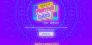 Realme Festive Sale: Up to Rs 5,000 off on smartphones, check out all offers