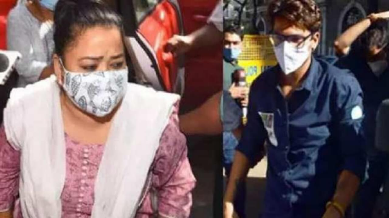 Bharti Singh and her husband Haarsh granted bail in Drugs Case