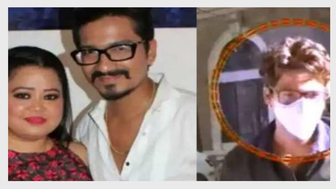 Comedian-bharti-singh-husband-Harsh-Limbachiyaa-arrested-by-ncb