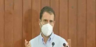 Rahul's war on agricultural laws says farmers in the country demand mandi PM's terrible recession