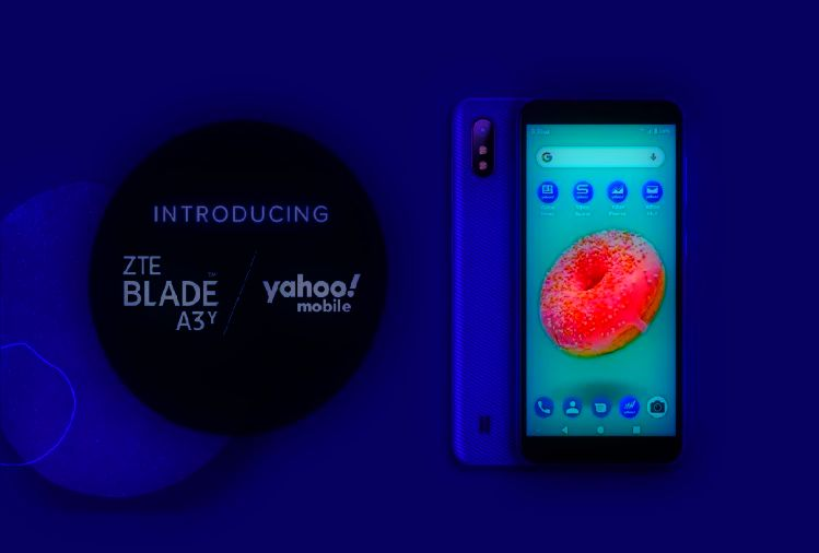 Yahoo's first smartphone launched here are the features
