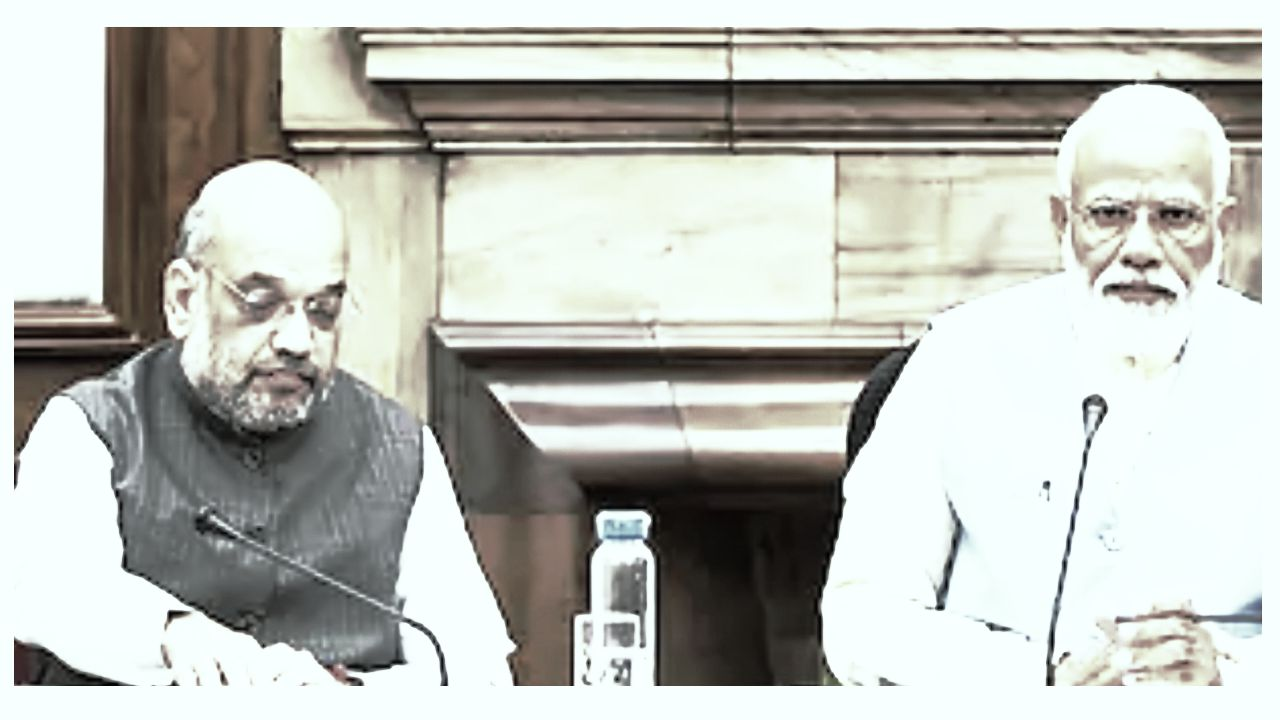 Amit Shah-Rajnath Singh present at PM's residence meeting ahead of discussion with farmers: Source
