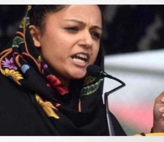Shehla Rashid Latest News: Shehla, now accused of treason by controversial statements