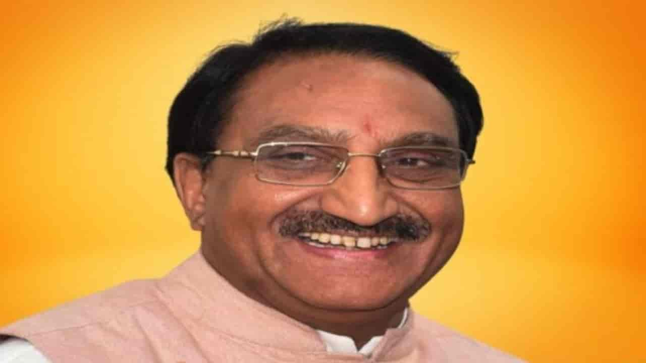 Education Minister Ramesh Pokhriyal