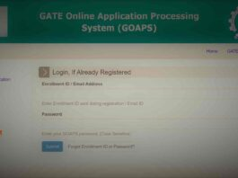 Gate 2021 syllabus,rregistration fees