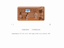 James Naismith Google Doodle