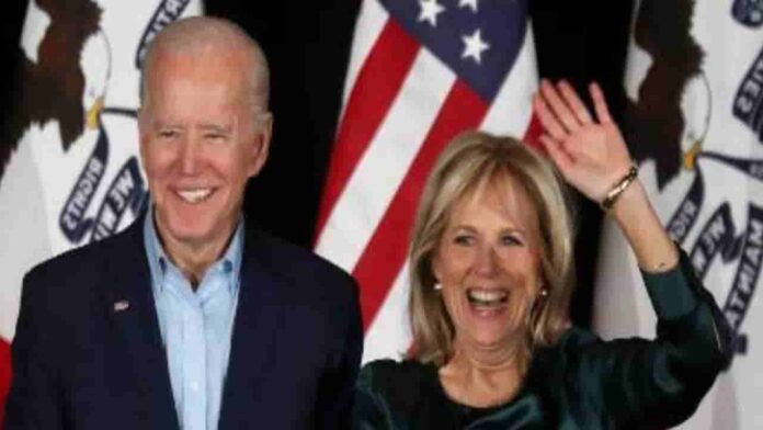 Joe Biden to renovate white house